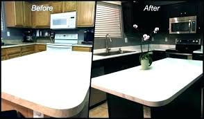 best resin counter top image of kitchen kits with regard stone coat countertop reviews