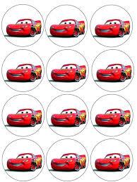 Afbeeldingsresultaat Voor Cars Cupcake Toppers Printables Remys