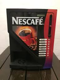 Coffee Vending Machine How It Works Delectable NESCAFE COFFEE VENDING MACHINE Port Elizabeth Gumtree