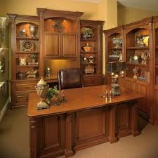 home office furniture cherry.  Home Wall Unit Office Furniture Contemporary Home Cherry  Cabinet With Recessed I
