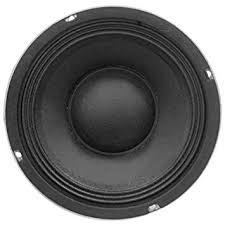 speakers 8 inch. seismic audio richter-8 8-inch raw woofer speaker driver pro pa dj speakers 8 inch