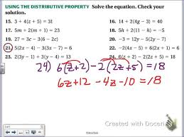 midpoint and distance formula worksheet with answers or solving equations with distributive property worksheet sup