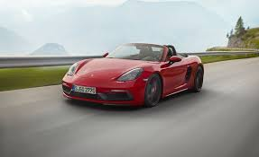 2018 porsche boxster gts. unique 2018 2018 porsche 718 boxster  cayman gts the usual formula now for fours in porsche boxster gts