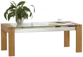 Nice Coffee Table, Simple Brown Rectangle Miodern Laminated Wood Glass Top  Coffee Table Design To Decorating