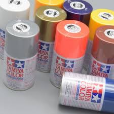 Tamiya Ps Paint Chart Tamiya Ps Paint Range