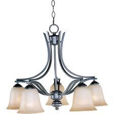maxim lighting madera 5 light oil rubbed bronze down light chandelier