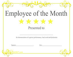 Employee Recognition Form Template Employee Recognition Form Template Nomination Chaseevents Co