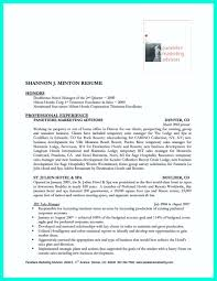 Catering Sales Manager Resume Oloschurchtp Com