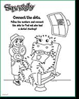 Small Picture Free Kids Dental Coloring Sheets Activities and Charts