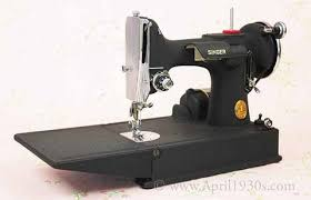 History Of Singer Featherweight Sewing Machines