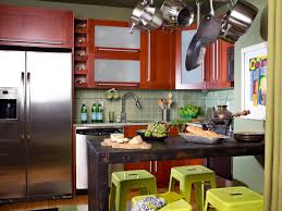 For A Small Kitchen Space Small Kitchen Cabinets Pictures Ideas Tips From Hgtv Hgtv