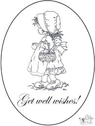 Small Picture Get Well Soon Coloring Sheet EasterWellPrintable Coloring Pages