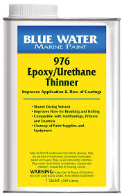 976 Epoxy Urethane Reducer