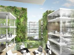 green office building. Exellent Building On Green Office Building F