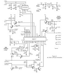 car diagnostic interfaces elm obd outils obd facile elm327 interface diagram elm327 wiring diagram