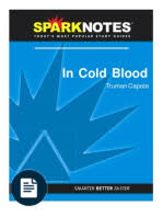 in cold blood essay crime justice criminal justice spark notes in cold blood