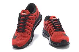nike running shoes 2016 red. nike air max 2016 on sale red black running shoes