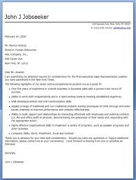 pharmaceutical sales cover letter example cover letter for sales rep