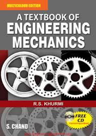 Engineering Mechanics By R S Khurmi | Engineering Books Pdf