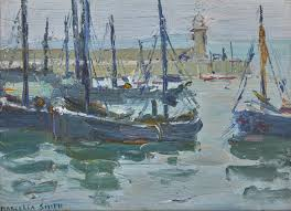 smith, marcella boats in the ha ||| painting ||| sotheby's l19144lotb4nmzen