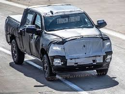 SPIED: 2020 Ram Heavy Duty Pickup Loses Crosshairs, Follows 1500 ...