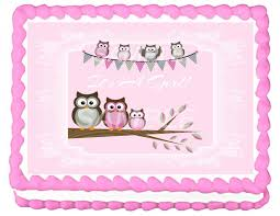 Baby Shower Owl Theme For Great Decoration U2014 LIVIROOM DecorsOwl Baby Shower Cakes For A Girl