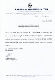 Job Experience Letter Valid Example Certificate Job Experience