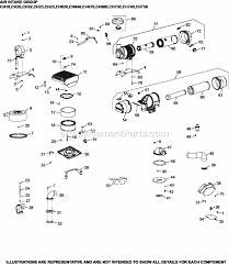 kohler ch740 wiring diagram kohler image wiring kohler ch740 3137 parts list and diagram ereplacementparts com