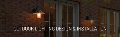 Exterior Lighting Design Interesting Inspiration Ideas