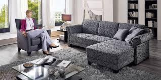 Wohnlandschaft Quadra Sofa Couches Wohnlandschaften