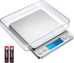 AMIR Upgraded <b>Digital</b> Kitchen Scale, <b>500g</b>-0.01 g <b>Mini Pocket</b>