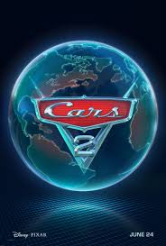 cars 2 the movie logo. Wonderful Logo Cars 2  First Trailer And Highres Pictures With The Movie Logo