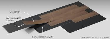 vinyl plank flooring underlayment dumound decoration in teccare floating home design 0