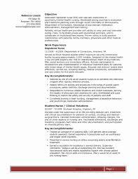 Rn Resume Format Best Of Cology Nurse Resume Templates Resume
