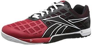 reebok crossfit shoes mens. reebok men\u0027s crossfit nano 3.0 training shoe, black/white/excellent red, 7.5 shoes mens