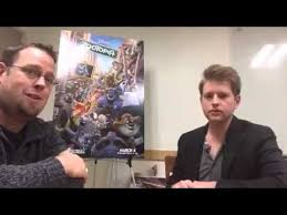 Interviewing the Environment Look Supervisor for @DisneyZootopia Lance  Summers #ZooU #Zootopia - YouTube