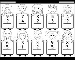7 Best Images of Free Printable Kindergarten Subtraction ...Free Kindergarten Subtraction Worksheets