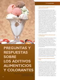 Aditivos Alimentarios Y Colorantes By Mauricio Issuu