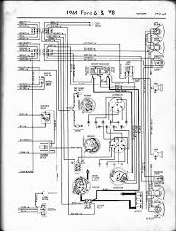 Ford wiring diagram 1965 f100 dash gauges truck diagrams free