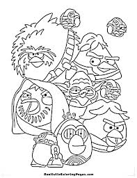 Bb8 Coloring Page Star Wars 8 Coloring Pages Angry Bird Star Wars