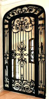 front door gate. Front Door Entry Gates Iron Awesome Gate Images