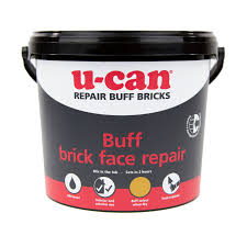 UCan Damaged Brick Repair Mortar Kg Tub Departments DIY At BQ - Exterior brick repair