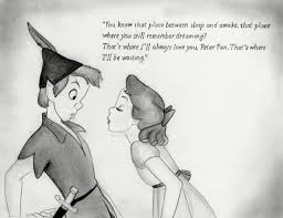 Huge Collection Of Peter Pan And Wendy Drawing Download More Than