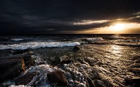 Best 39+ Ocean Waves Desktop Background ...