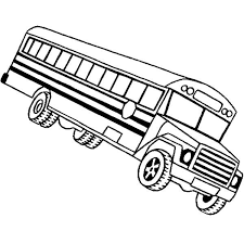 Small Picture Emejing Coloring Pages Of School Buses Ideas Printable Coloring