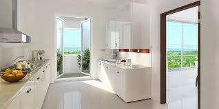 Godrej Kitchen Interiors Godrej Serenity Archviz