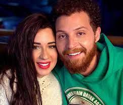 اسما شريف منير تكذب زوجها محمود حجازي وتعلن انفصالها عنه
