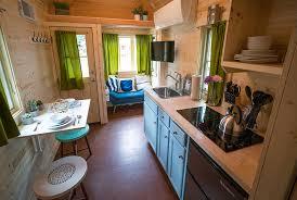 tiny house log cabin. Traditional Log Cabin On Wheels. Tumbleweed Tiny House Cypress - Zoe