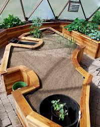 greenhouse gardening garden bed designs