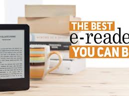 Tablet Ereader Comparison Chart Best Ereader 2019 Kindles Kobos Tech Advisor